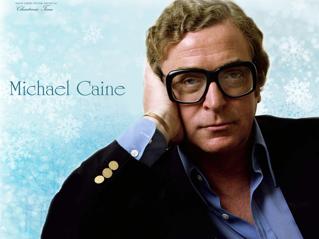 Michael Caine - Wallpaper Hot