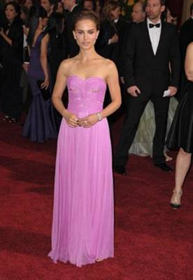 Natalie Portman oscars 2008 <3