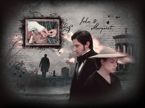 North and South - Margaret & John