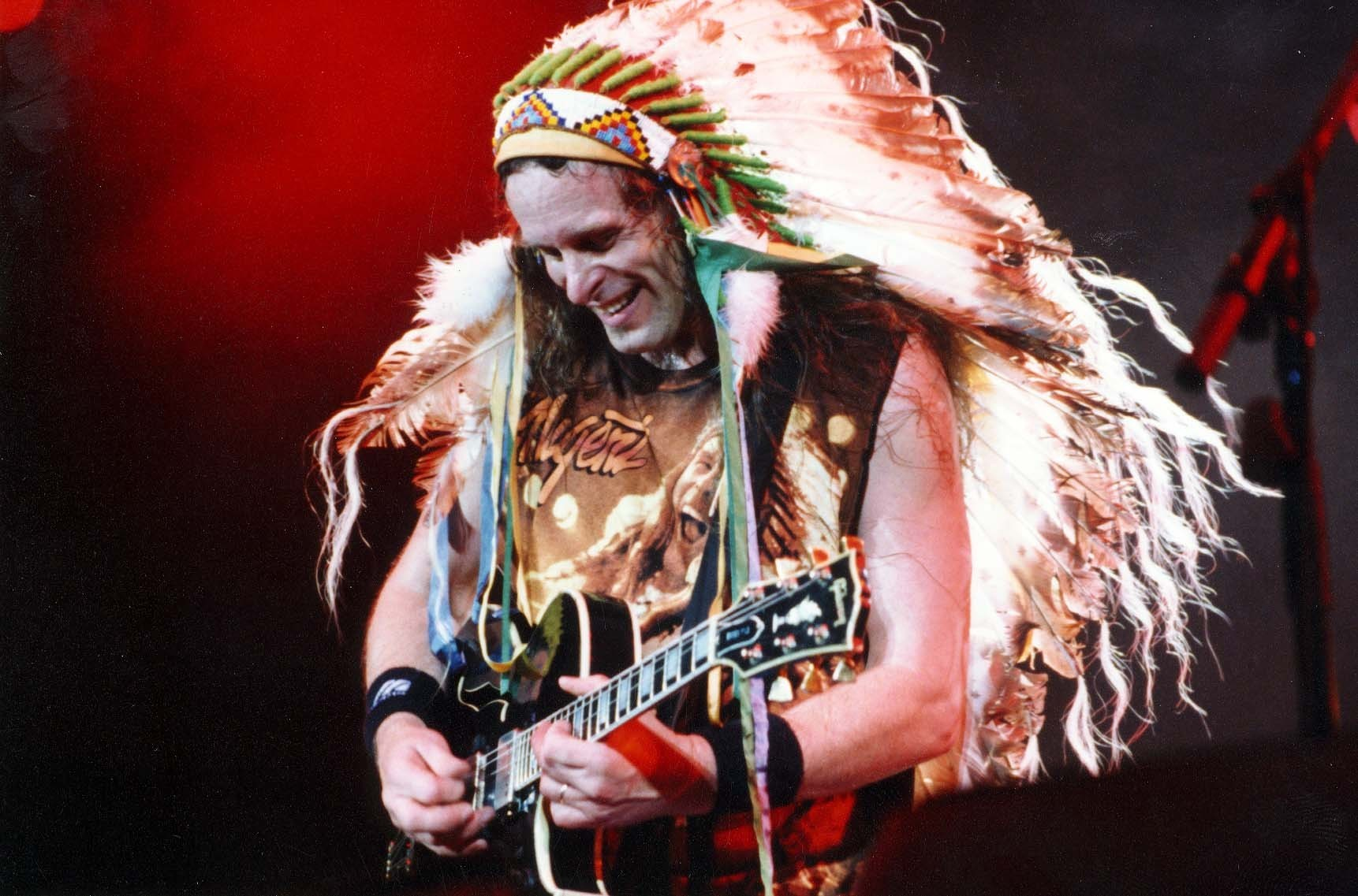 Nugent Performing