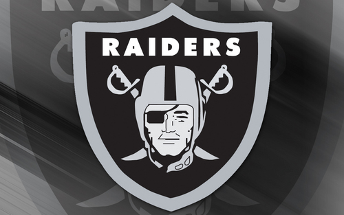 NFL 壁紙 titled Oakland Raiders