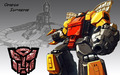 Omega Supreme - transformers wallpaper