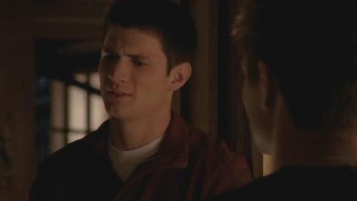 James Lafferty images One Tree Hill 3.18 - James as Nathan ...
