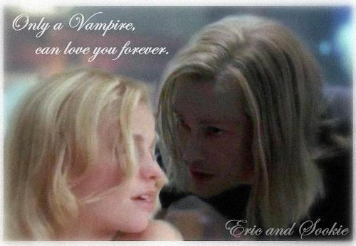 Only a vampire can প্রণয় আপনি forever