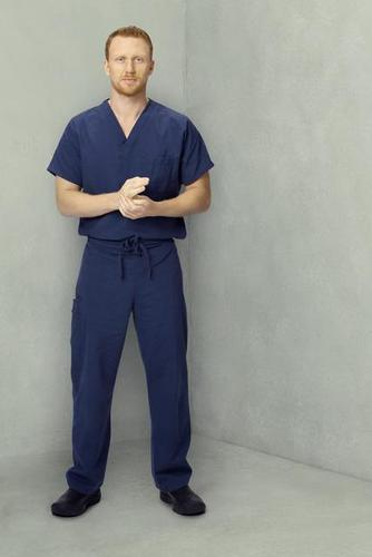 Owen Hunt is Official :D