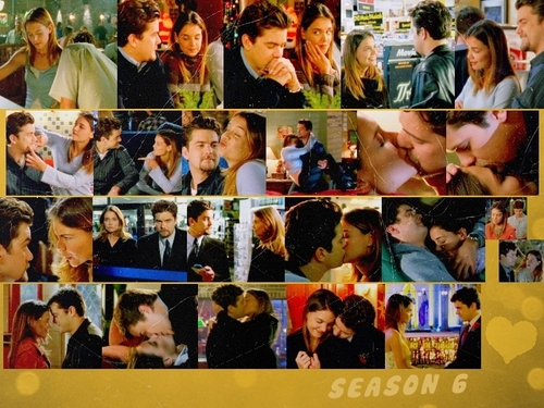 Pacey and Joey wallpaper called P/J