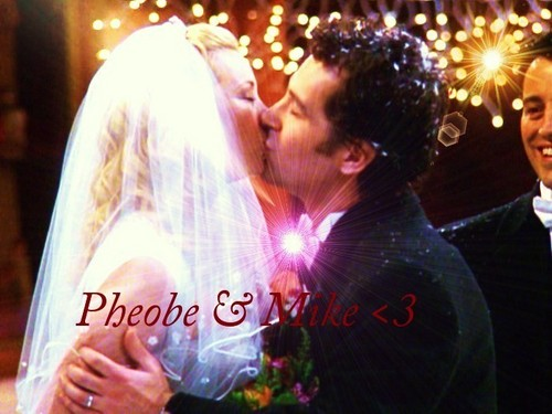 Phoebe and Mike <3