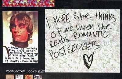 PostSecret - February 22, 2009