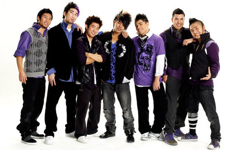 America's Best Dance Crew wallpaper containing a business suit called Quest Crew