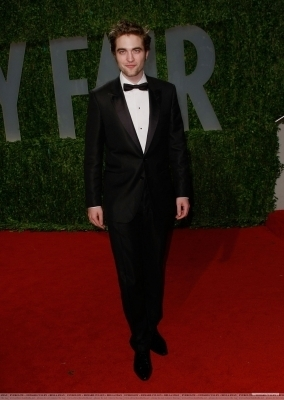 Rob @ Academy Awards - After-Parties