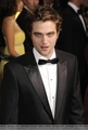 Rob @ Academy Awards - Arrival - robert-pattinson photo