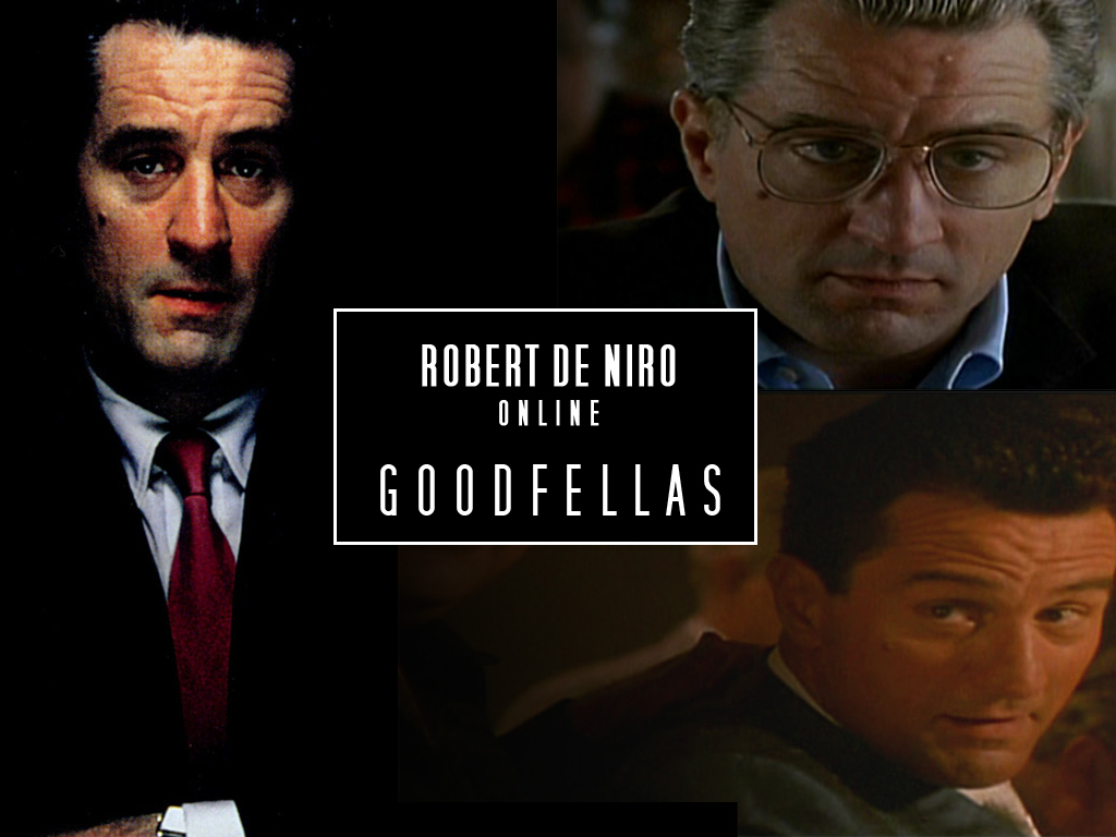 Robert de Niro movie w...
