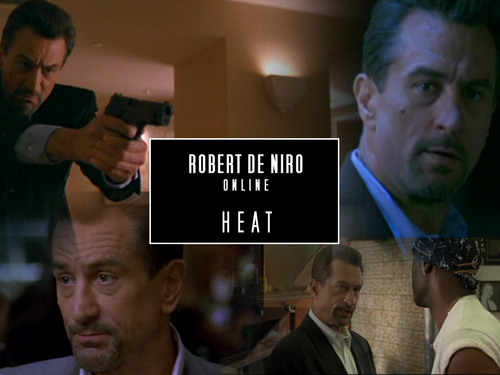 Robert de Niro movie Hintergründe