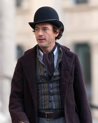 Sherlock Holmes Stil - robert-downey-jr Photo