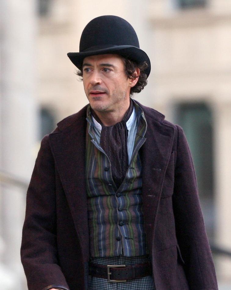 Sherlock Holmes Stil