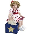 Shirley Temple Stand Up and Cheer Doll