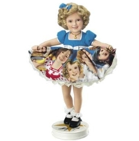 Shirley Temple Tribute Doll