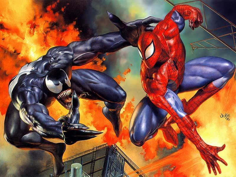 Spider Man Villains Spider Man Vs  Venom 3