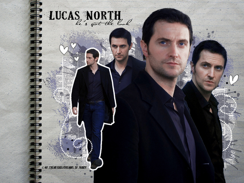 Richard Armitage Hintergrund containing a business suit and a well dressed person called Spooks - Lucas North