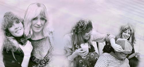 Stevie and Christine