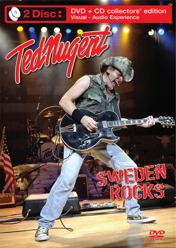 Ted Nugent wallpaper entitled Sweden Rocks