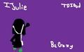 TDI fanfiction: julie TDIpod - total-drama-island fan art