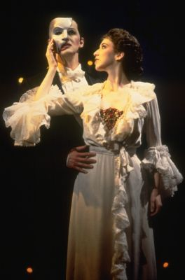 Ted Keegan and Rebecca Pitcher - the-phantom-of-the-opera Photo