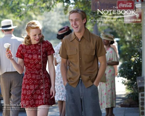 The Notebook wallpaper probably containing tights called The Notebook