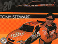 Tony Stewart - nascar wallpaper