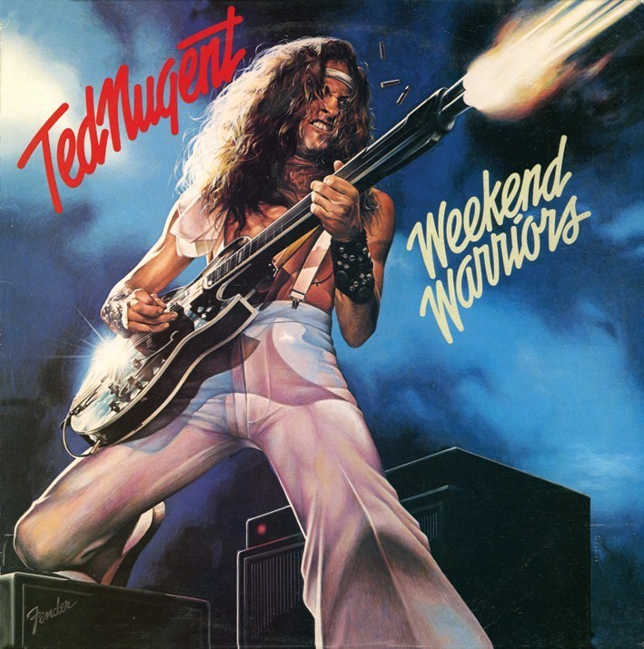 Weekend Warriors Ted Nugent Photo 4486362 Fanpop