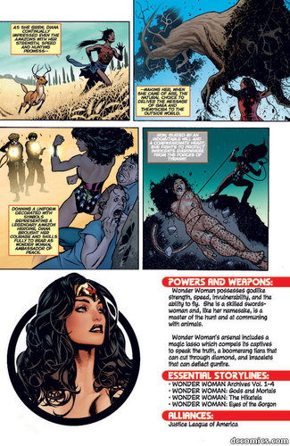 Wonder Woman origin part 2