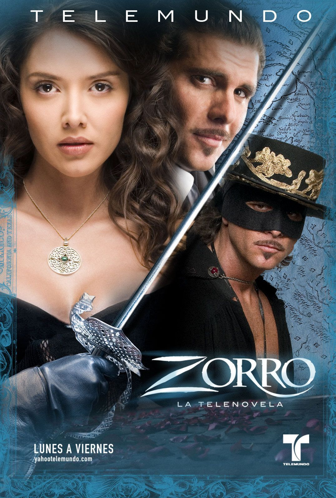 El Zorro Novela Telemundo