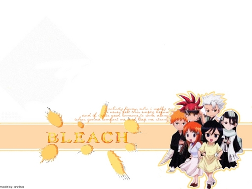 bleach - bleach-anime Fan Art