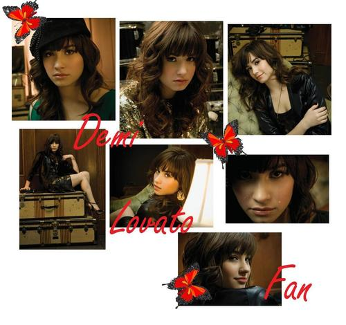Demi Lovato wallpaper probably containing a portrait titled demidon'tforget