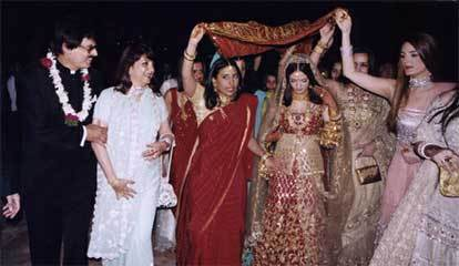 hrithik suzanne wedding