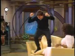 tom jumps on oprah winfreys divan, bank