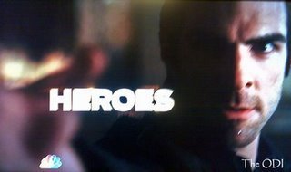 Heroes wallpaper containing a portrait titled 3x18 Promo
