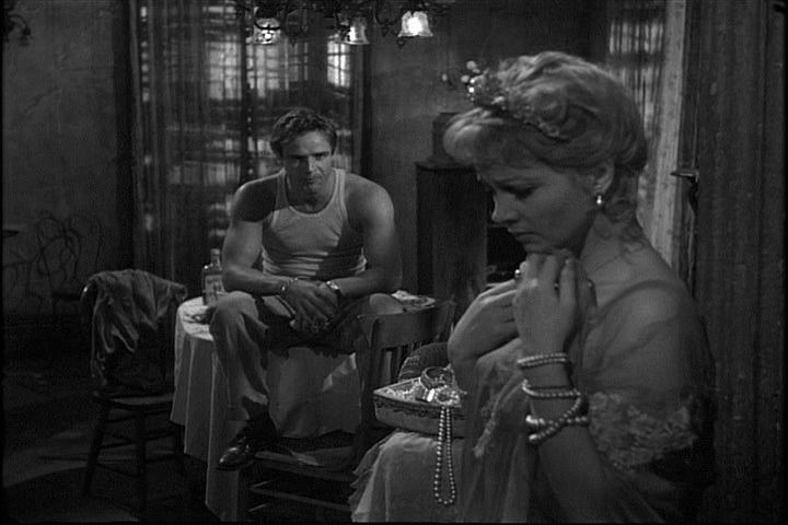 the play of a streetcar named desire by blanches fantasy This article addresses some central themes in tennessee williams' seminal play a streetcar named desire these the trope of madness as used by williams in streetcar, as it is however the web of fantasy and concealment which blanche had previously spun about herself and which.