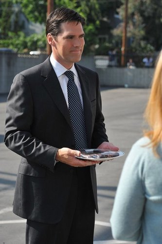 SSA Aaron Hotchner wallpaper containing a business suit, a suit, and a two piece titled Aaron Hotchner