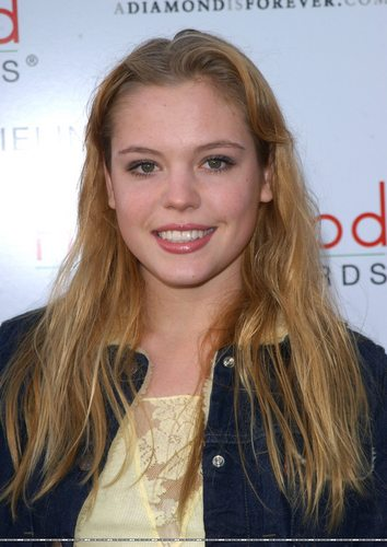 Agnes Bruckner: 2002 Movieline's 4th Annual Young Hollywood Awards