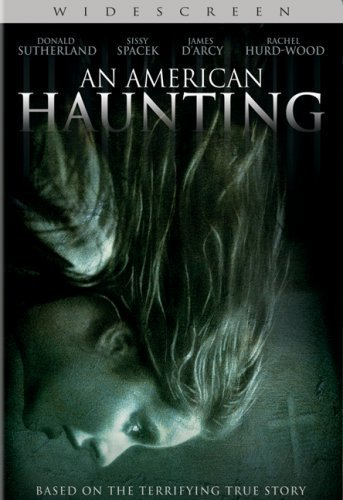 An American Haunting DVD covers