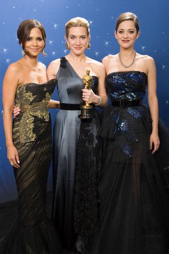 Backstage @ Oscars 2009