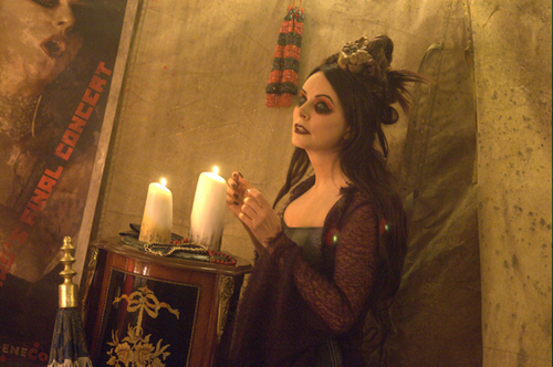 Repo! The Genetic Opera wallpaper containing a candle titled Blind Mag