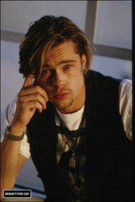 Brad Pitt wallpaper with a portrait called Brad