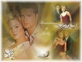 Brandon and Kelly - beverly-hills-90210 wallpaper