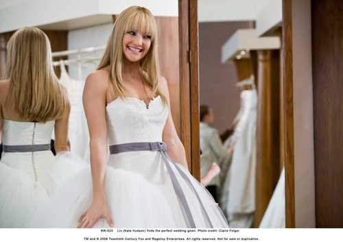 Bride Wars wallpaper containing a gown entitled Bride Wars