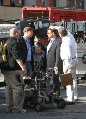 CSI:NY - behind the scenes