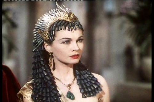 ভিভিয়েন লিহ্ দেওয়ালপত্র called Caesar and Cleopatra