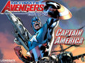 Captain America - marvel-comics wallpaper