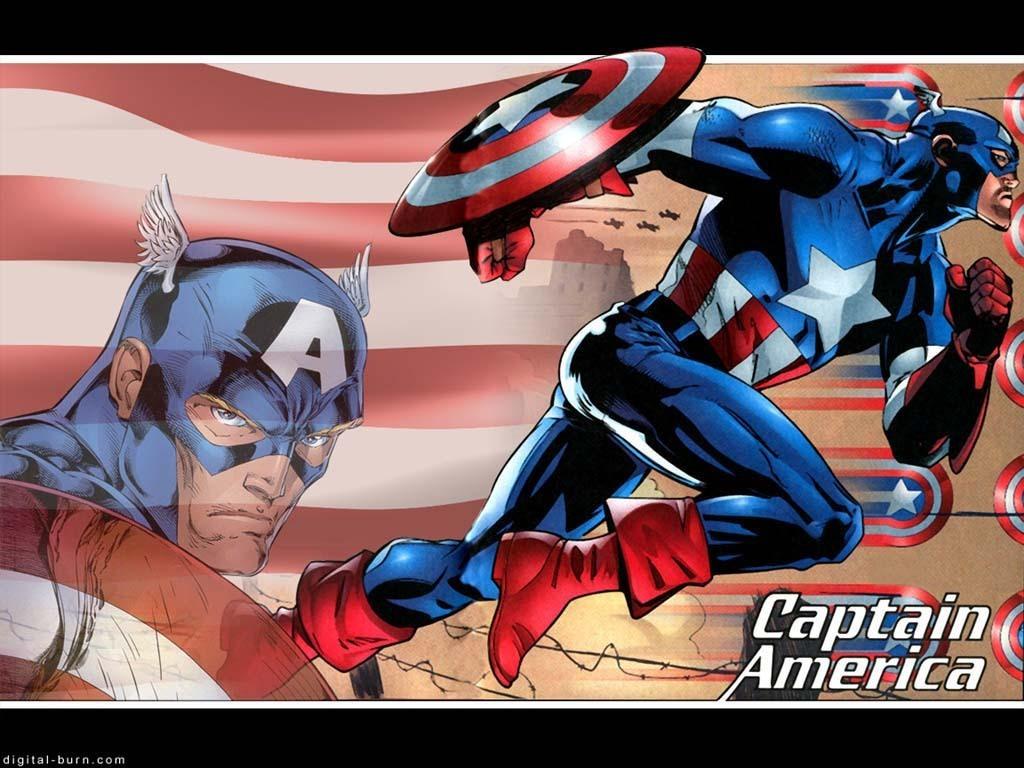 Captain america marvel comics worldwide comics for Captain america